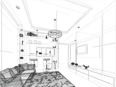 Lush Interiors Inc. Interior Blueprint